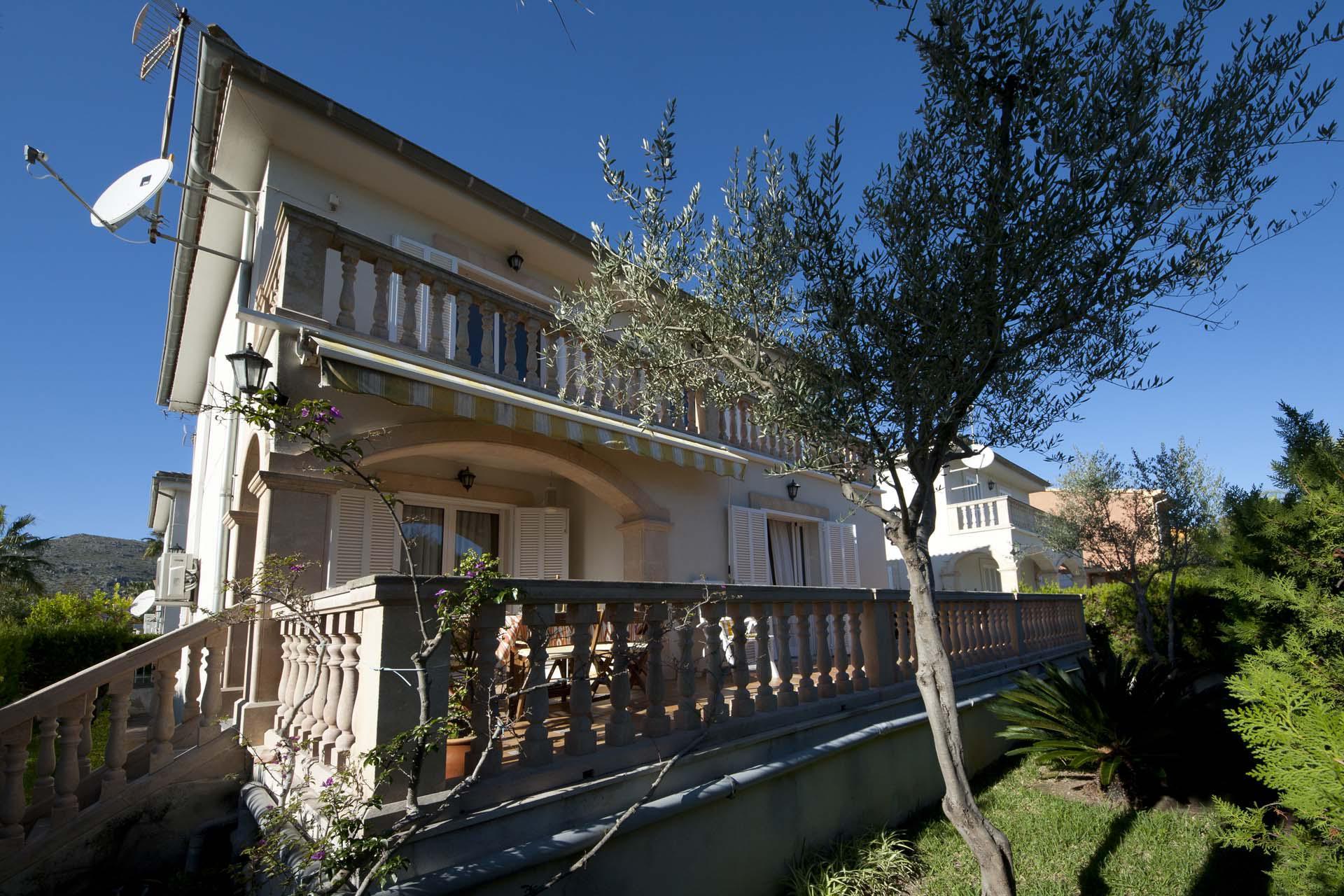 Einfamilienhaus -                                       Alcudia -                                       3 Schlafzimmer -                                       6 Personen